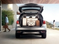 2016 Acura MDX back cargo area trunk