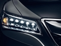 2016 Acura MDX headlight