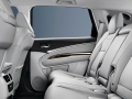 2016 Acura MDX interior backseats side view