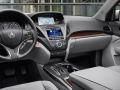 2016 Acura MDX interior front view