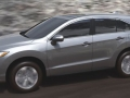 Exterior 2016 Acura RDX front side