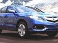 Exterior 2016 Acura RDX front view