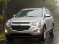 2016 Chevrolet Equinox front side view