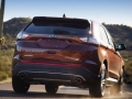 2016 Ford Edge rear view angle