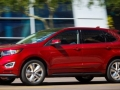 2016 Ford Edge side view
