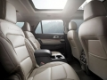 interior 2016 ford explorer rear seats