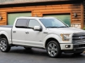 exterior 2016 Ford F-150 Limited front view