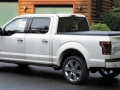 exterior 2016 Ford F-150 Limited rear angle