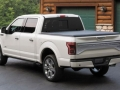 exterior 2016 Ford F-150 Limited rear side view