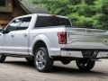 exterior 2016 Ford F-150 Limited rear view