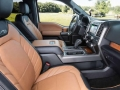 interior 2016 Ford F-150 Limited side view