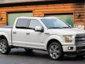 2016 Ford F150 front angle