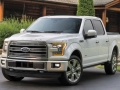 2016 Ford F150 front
