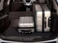 2016 GMC Terrain trunk