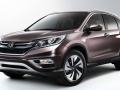 Exterior 2016 Honda CR-V front side