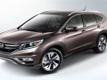 Exterior 2016 Honda CR-V front up