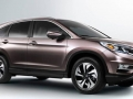Exterior 2016 Honda CR-V  side