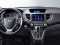 Interior 2016 Honda CR-V front