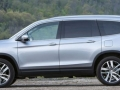 Exterior 2016 Honda Pilot side view