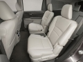 Interior 2016 Honda Pilot backseats sideview