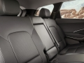 2016 Hyundai Santa Fe interior back seats