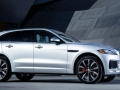 2016 Jaguar F-Pace side view