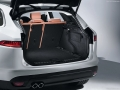 2016 Jaguar F-Pace trunk
