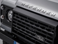 2016 Land Rover Defender heritage edition grille