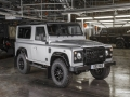 2016 Land Rover Defender heritage edition