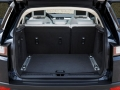 Interior 2016 Land Rover Range Rover Evoque trunk