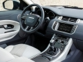 Interior 2016 Land Rover Range Rover Evoque white side