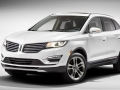 Exterior 2016 Lincoln MKC front angle
