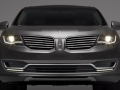 exterior 2016 Lincoln MKX front