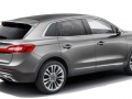 exterior 2016 Lincoln MKX rear side
