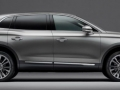 exterior 2016 Lincoln MKX side