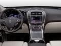 interior 2016 Lincoln MKX front view