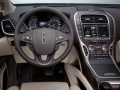 interior 2016 Lincoln MKX front