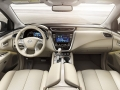 2016 Nissan Murano front view interior