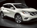 2016 Nissan Murano front view