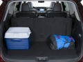 2016 Toyota Highlander trunk