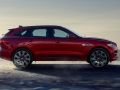 2017 Jaguar F-Pace Side Red