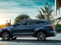 2017 Hyundai Grand Santa Fe Side