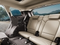 2017 Hyundai Grand Santa Fe back seats