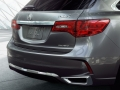 2017 Acura MDX rear view