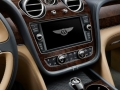 2017 Bentley Bentayga controls