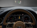 2017 Bentley Bentayga dashboard