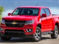 Exterior 2017 Chevrolet Colorado front side