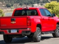 Exterior 2017 Chevrolet Colorado rear side