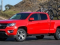 Exterior 2017 Chevrolet Colorado side view