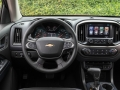 Interior 2017 Chevrolet Colorado front